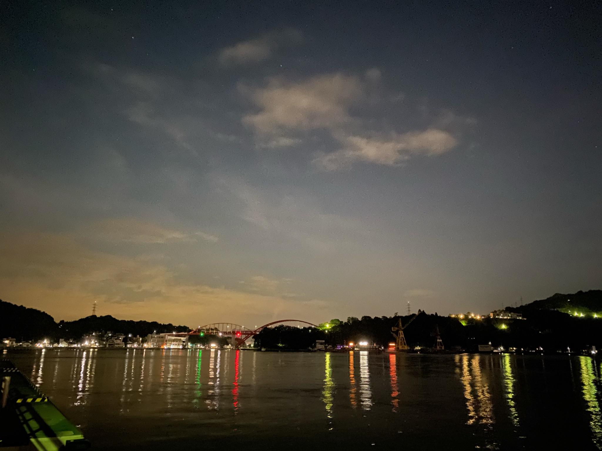 音戸の夜散歩